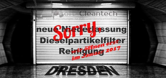 Neue Niederlassung in Dresden