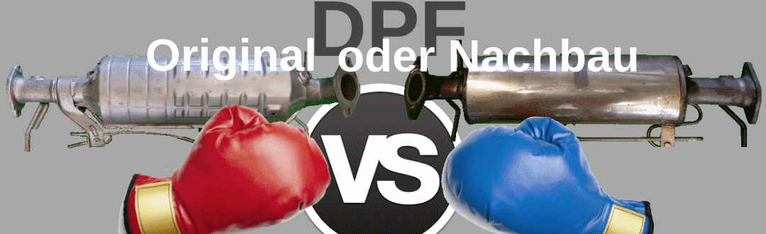 DPF Original oder Nachbau