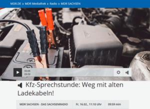 Kfz-Sprechstunde mit Holger Winter