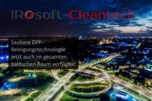 NOX Cleantech in Lettland