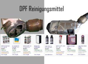 DPF Reinigungsmittel