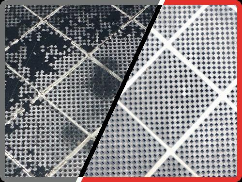 Dieselpartikelfilter Filterkeramik